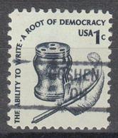 USA Precancel Vorausentwertung Preo, Locals Ohio, Goshen 841 - Vereinigte Staaten