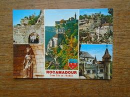 Rocamadour , Multi-vues - Rocamadour