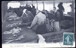 LE TEPORT MARCHANDES DE POISSONS       DDD - Le Treport