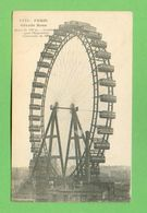 CPA FRANCE 75  ~  PARIS  ~  4253  Grande Roue  ( ELD 1915 )  2 Scans - France