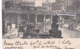 ENGLAND - BATH - Roman Baths - 1903 - Angleterre