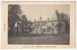 58 - CHANTENAY-SAINT-IMBERT - Château De La Prée - Edition Paquet - France