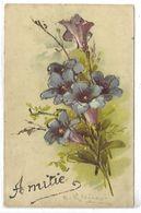 Fleurs - Illustrateur Catharina KLEIN - Carte Pailletée - 324 - Klein, Catharina