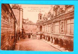 Cpa Cartes Postales Ancienne - La Rochelle Hotel De Ville - La Rochelle