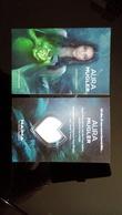 Mugler AURA Parfum Carte Size Carte Postale - Perfume Cards