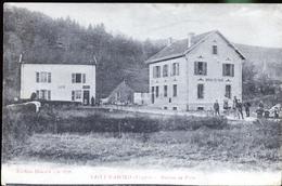 SAINT NABORD LA POSTE        DDD - Saint Nabord