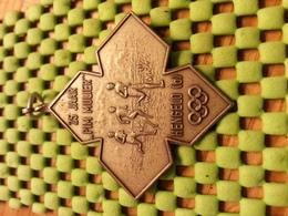 """Medaille  / Medal -   25 Jaar """"Pim Mulder """"Hengelo (o)     - The Netherlands - Apparel, Souvenirs & Other"""