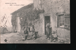LOT216.....SELECTION 5 CPA DEP18 - Postcards