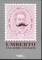 UMBERTO UNA SERIE COI BAFFI - EDIZIONE POSTE ITALIANE 1997 - Filatelia E Historia De Correos