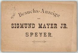 52707487 - Speyer - Speyer