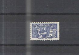 Nicaragua Postal Taxe 1956 Soprattassa   Scott.RA62+Nuovo On Album - Nicaragua