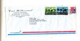 Lettre Cachet ? Sur Jeu Sportif Communication - Dominica (1978-...)