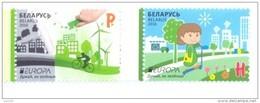 2016. Belarus, Europa 2016, 2v,  Mint/** - Belarus