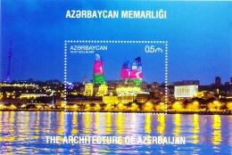 New Azerbaijan Postage Stamps 2017 Architecture - Azerbaïjan