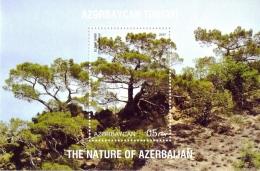 New Azerbaijan Postage Stamps 2017 Nature Tree - Azerbaïjan