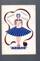 CALENDRIER Publicitaire Illustré ARMOR 1953 (PPP7472) - Calendriers
