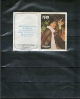 PETIT CALENDRIER ANNEE 1979 - Calendriers