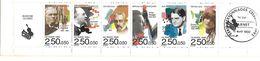 FRANCE - BANDE CARNET NON PLIEE N° BC2753 ** Avec Cachet 1er Jour - Unused Stamps