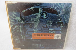 "CD ""Public Enemy"" Nighttrain (4 Tracks) Single Maxi-CD - Hit-Compilations"