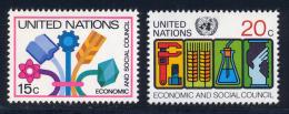 NU (New York) 1980 Yvert 332 / 333 ** TB - Nuovi