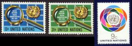 NU (New York) 1976 Yvert 269 / 271 ** TB - Nuovi