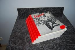 REVUE SIGNAL. TOME I (2x), TOME II, TOME III. SERIE COMPLETE - 1939-45