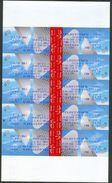 "Israel MACHINE LABELS - MASSAD - 2006, View Of Tel Aviv, ""CHILDERN'S DAY"", Mint Condition, Klussendorf, Frama - Vignettes D'affranchissement (Frama)"