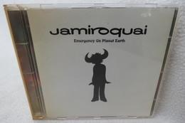 "CD ""Jamiroquai"" Emergency On Planet Earth - Soul - R&B"