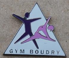 CLUB DE GYMNASTIQUE - GYM BOUDRY - CANTON DE NEUCHÂTEL - SUISSE -       (18) - Gymnastics