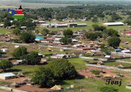 1 AK Südsudan * Blick Auf Die Stadt Tonj - Luftbildaufnahme - Tonj Liegt Im Bundesstaat Warab * - Sudan