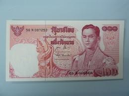 THAILAND-100 BAHT 1969/78.P-85b.UNC - Thailand