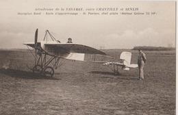 AERODROME DE VIDAMEE Monoplan Borel Avion - Autres Communes