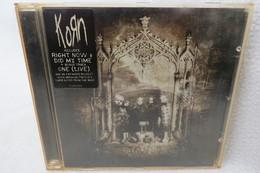 """CD """"Korn"""" Take A Look In The Mirror - Hard Rock & Metal"""