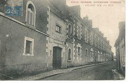 41   Onzain   école Primaire Superieur - Francia
