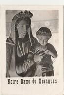 Notre-Dame De Brangues - Prière à La Vierge Qui Écoute - Composée Par Paul Claudel (Recto-Verso) - Images Religieuses