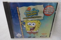 """CD """"SpongeBob - Schwammkopf"""" Schlacht Um Bikini Bottom - Komplett Deutsche Version - Music & Instruments"""