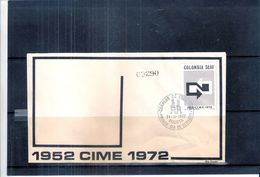 FDC Colombie - Cime  (to See) - Colombie