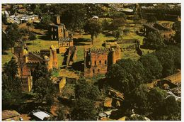 1 AK Ethiopia Äthiopien * Blick Auf Die Paläste In Fasil Ghebbi In Der Region Gonder - Seit 1979 UNESCO Weltkulturerbe * - Äthiopien