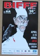 Follet - Calendrier De Poche Festival Bruxelles 2018 - Livres, BD, Revues