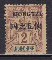 Mong- Tzeu N°2(*) - Mong-tzeu (1906-1922)