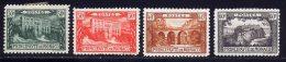 Monaco 1922 Yvert 55 / 57 - 59 * TB Charniere(s) - Nuovi