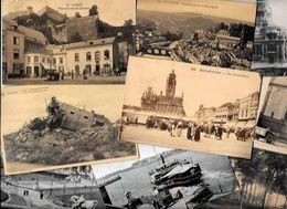Lot 1262 De 10 CPA Belgique Belgie Déstockage Pour Revendeurs Ou Collectionneurs - Postcards