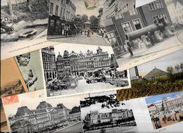 Lot 1263 De 10 CPA Belgique Belgie Déstockage Pour Revendeurs Ou Collectionneurs - Cartes Postales