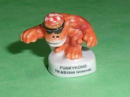 Fèves / Films / BD / Dessins Animés :  Mario , Funkykong , Nintendo     T70 - Cartoons