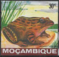 1985 MOZAMBIQUE BF 15** Grenouille - Mozambique