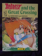 ASTERIX AND THE GREAT CROSSING BY GOSCINNY AND UDERZO - Books, Magazines, Comics