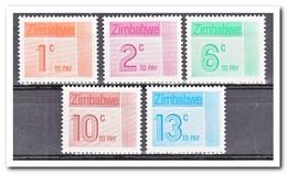 Zimbabwe 1985, Postfris MNH, Port - Zimbabwe (1980-...)