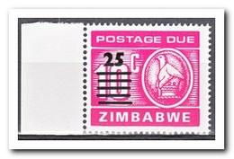 Zimbabwe 1990, Postfris MNH, Port - Zimbabwe (1980-...)