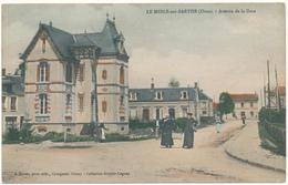 LE MESLE SUR SARTHE - Avenue De La Gare - France