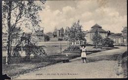 LIEGE : Un (autre) Coin Du Jardin Botanique - Luik